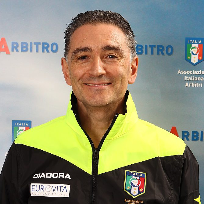 Silvio Gemignani promosso osservatore degli Arbitri di Serie A!