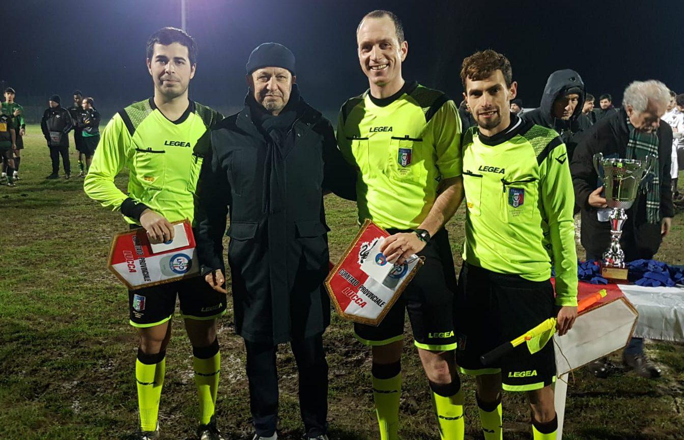 A Bertini, Vicari e Riccio la finale di Coppa di Terza Categoria!