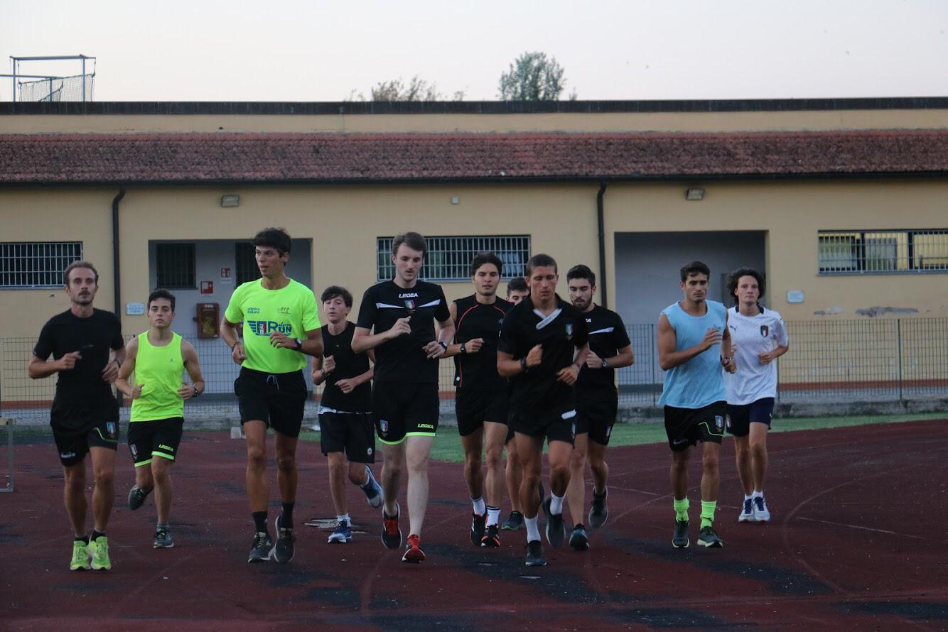 Terminata la Preparazione Atletica in vista della prossima Stagione Sportiva!