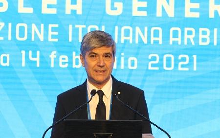 Alfredo Trentalange nuovo Presidente Nazionale!