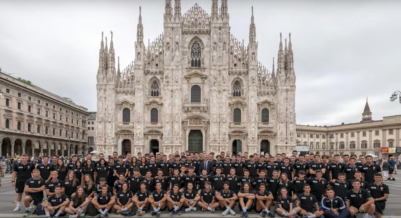Centodieci anni dell'Associazione Italiana Arbitri: il racconto delle celebrazioni del Talent Francesco Castorina